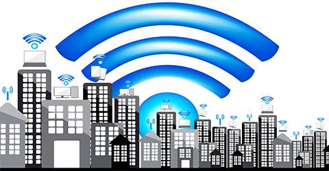 Le Wi-Fi est disponible pour les voyageurs.